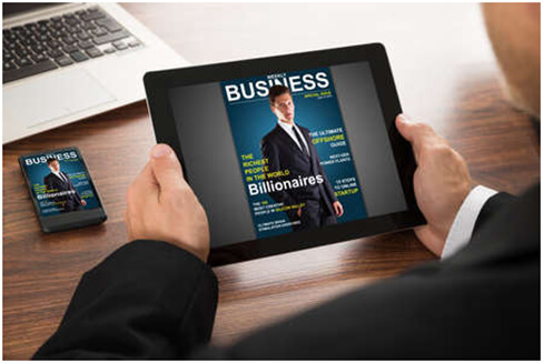 5 Advantages of Publishing Digital Magazines